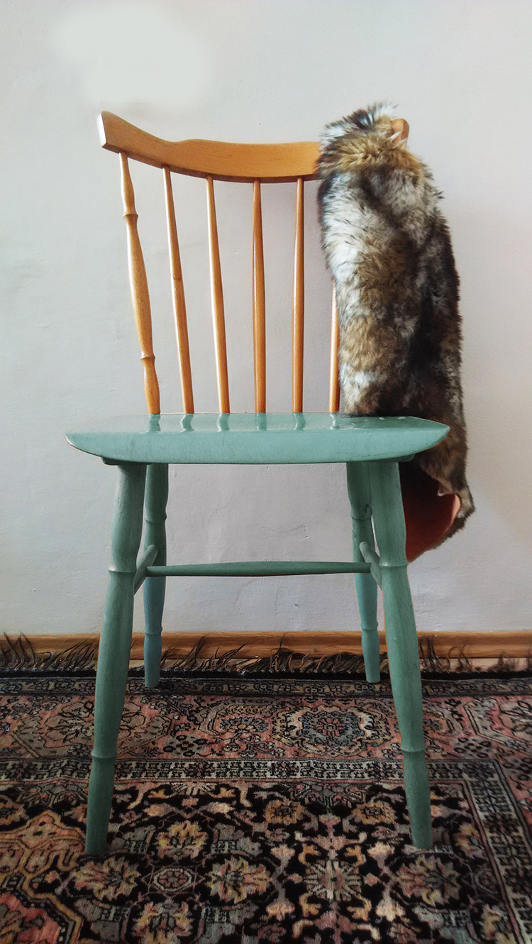 traditional chair3.turquoise