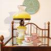Isabella Bo - - Lámpara quinqué amarillo